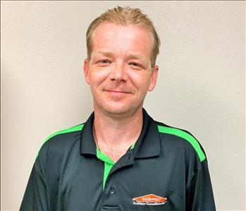 SERVPRO Water/Fire Crew Chief