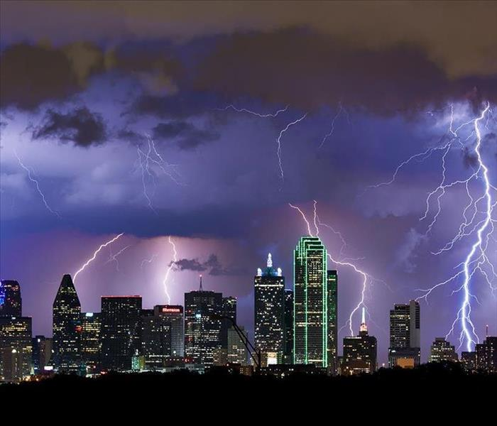 Water Damage Storms Expected in Dallas, TX Area This Weekend