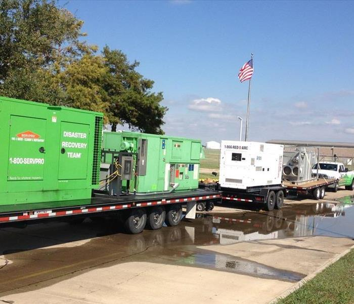 Storm Damage SERVPRO Of Metrocrest: 5 Tips to Minimize Dallas Area Water Damage from Storms