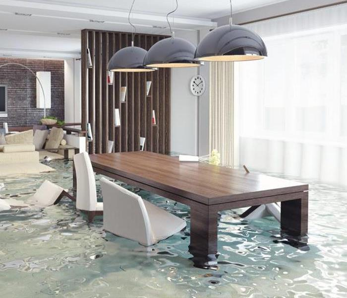 Water Damage Water Damage Restoration For North Dallas