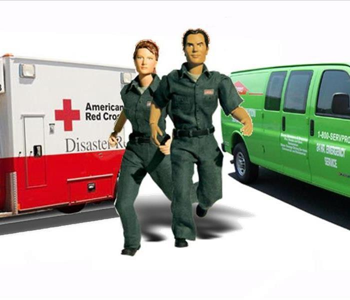 Community SERVPRO Signs On as National Sponsor for American Red Cross Ready Rating Program