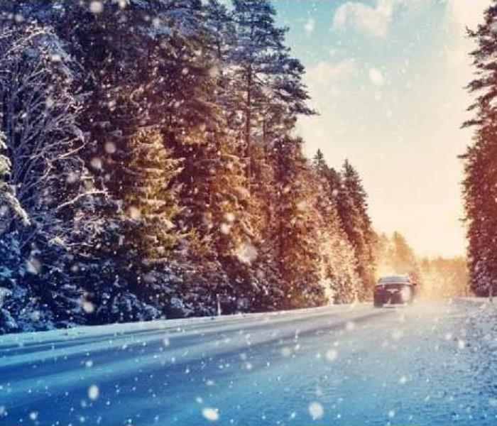 Why SERVPRO Make Safety a priority in the winter months